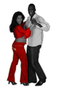 Yolanda and Terry - Salsa Top Tips