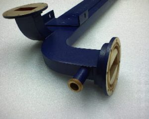 sidewall coupler with inlet