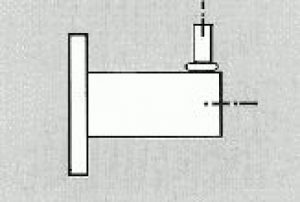 Waveguide to coax diagram