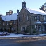 A Winter Pub Shot