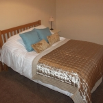 Innkeepers Master Bed