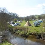 Neighbouring Campsite